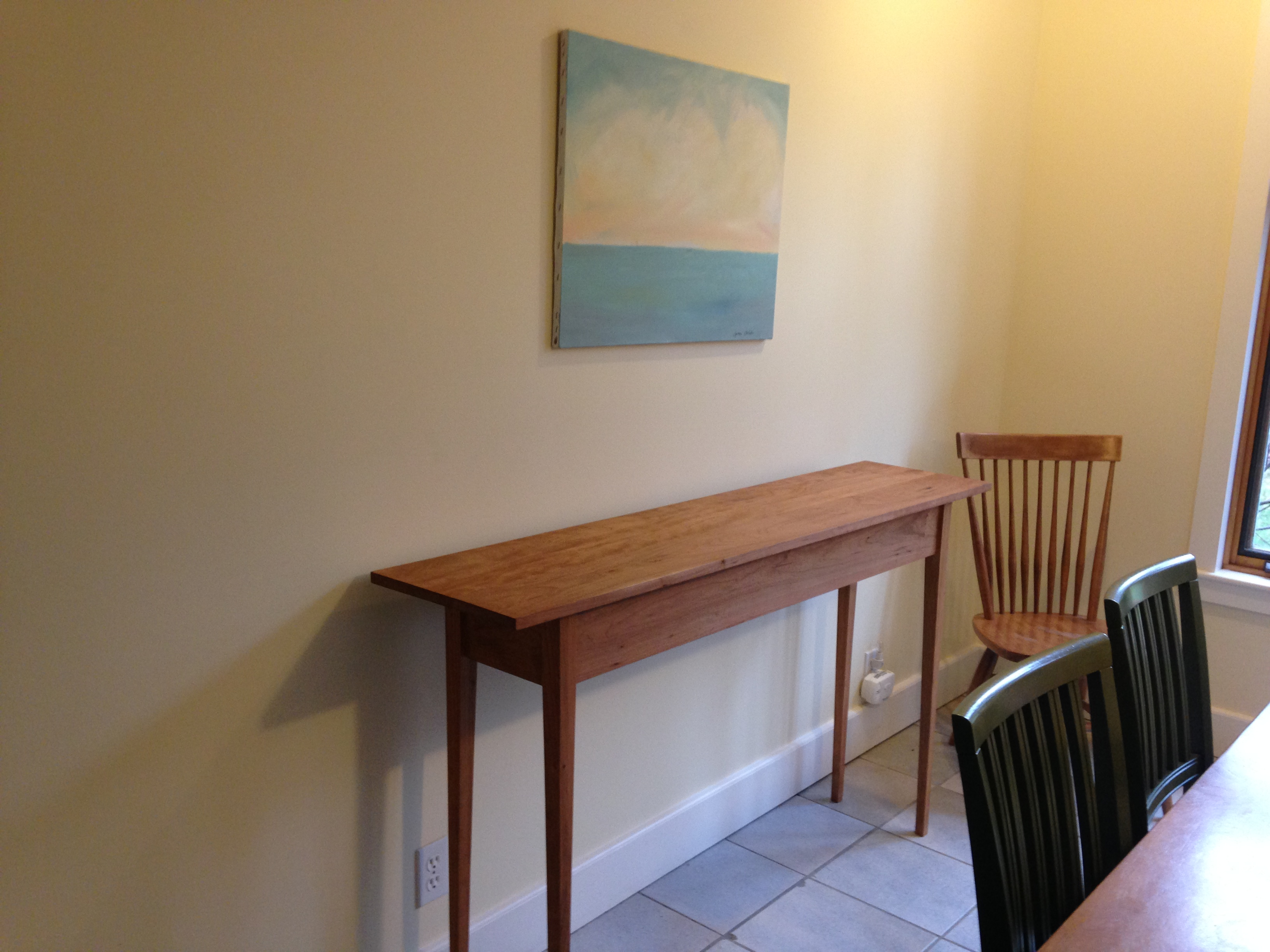Side Board table